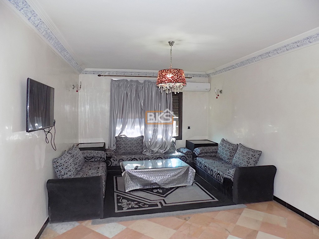 Location <strong>Appartement</strong> Marrakech gueliz <strong>76 m2</strong>
