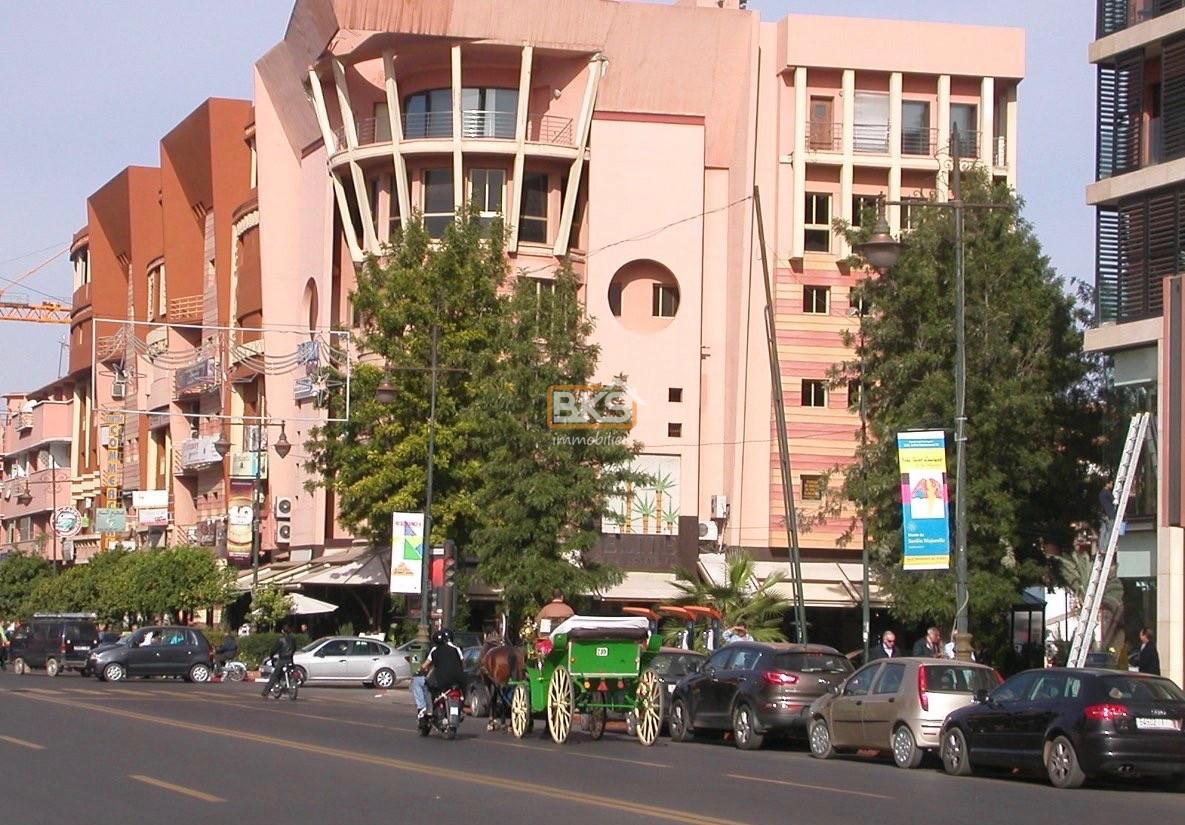 Commerce  Magasin à louer Marrakech gueliz