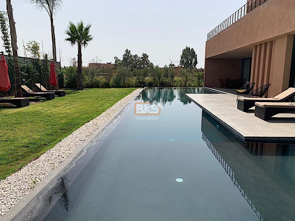 Villa à vendre Marrakech Route de Ouarzazate